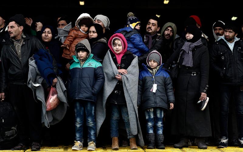 """Crianças migrantes """"fazem parte do futuro da Europa"""""""