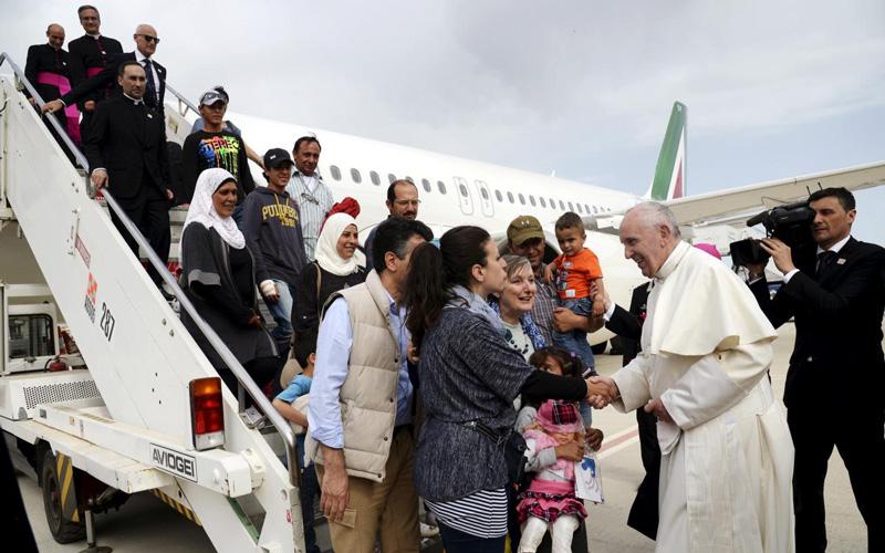 Papa celebrou Dia Mundial do Migrante e Refugiado com apelo a superar «medos»
