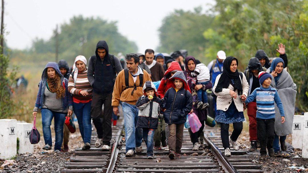 Papa rejeita «populismo» na questão dos refugiados e migrantes
